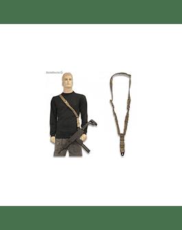 Correa Tactica de 1 punta metalica