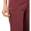 Pantalón Mujer Comoando Burdeo Talla 36 Haka Honu
