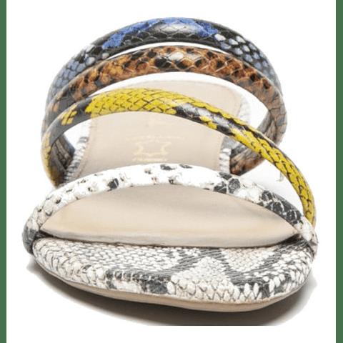 Sandalia Taty Animal Print Talla 6 US Gacel