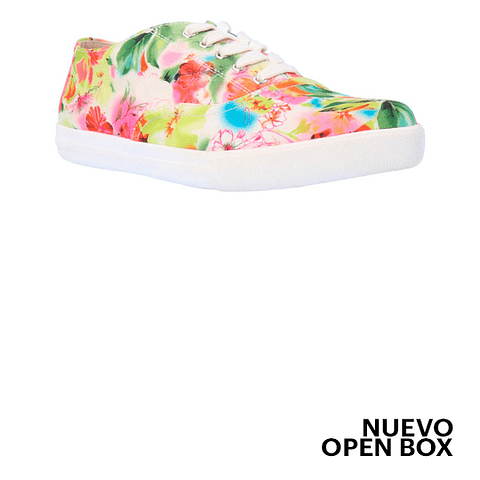 Zapatilla Adabela Flores Talla 37 CL We Love Shoes
