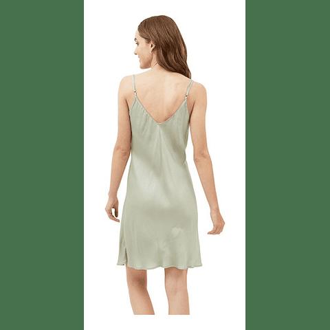 Pijama Vestido Adela Verde S Barbizon