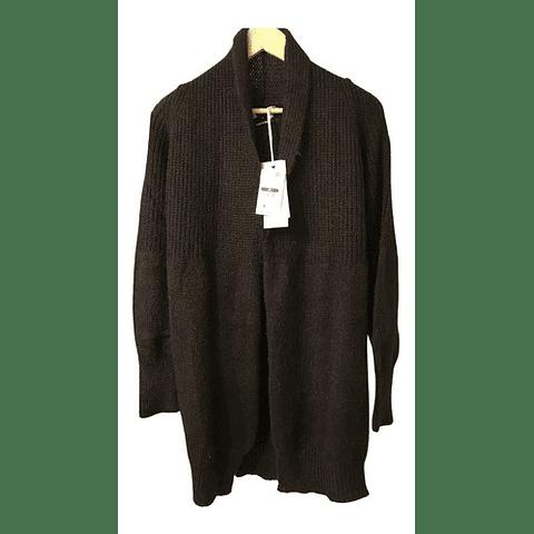 Sweater Mujer Italiano Negro M Basement