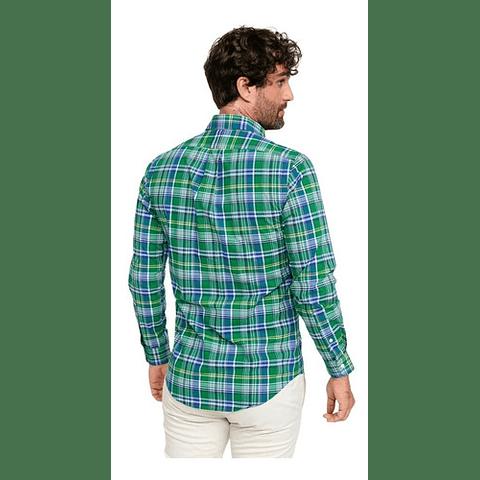 Camisa Multi Colores M Polo Ralph Lauren