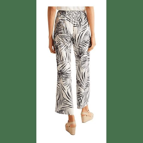 Pantalón Pijama Blanco Estampado Xl Womens Secret