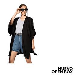 Kimono Dafne Negro S Inédita