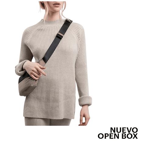 Sweater Linda Taupe M Lolita Pocket