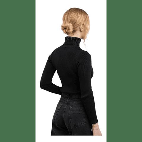 Beatle Aurora Negro M Lolita Pocket