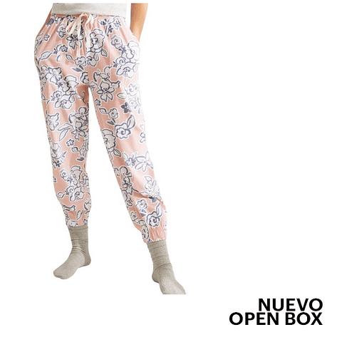 Pantalón Pijama Mix And Match Floral Pink Xl Womens Secret