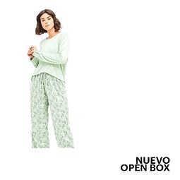 Pijama Pj-w21-02 Verde Claro Xs Lounge