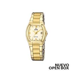 Reloj J473-1 dorado Jaguar