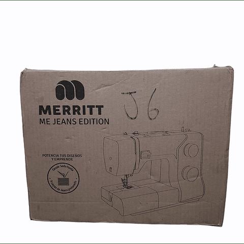 Máquina de Coser JEANS EDITION Merrit