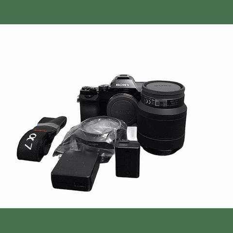 Camara Reflex Ilce-7K Sony