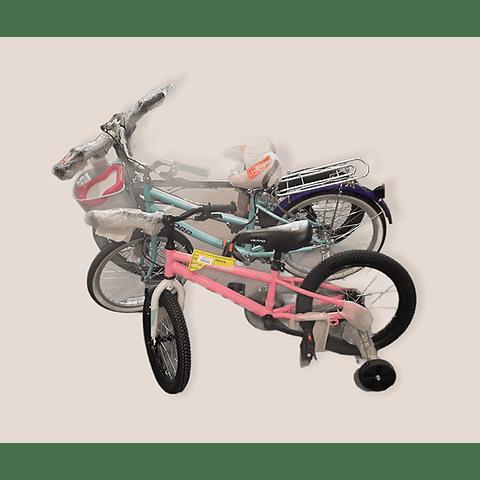 Bicicletas <br> 3 (Unidades) A SUBASTAR