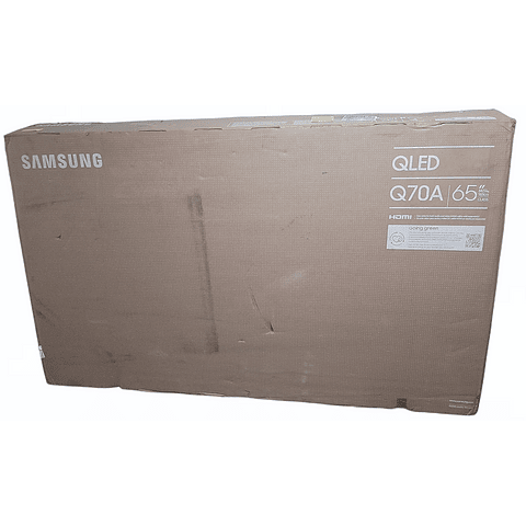 "QLED 65"" Q70A 4K UHD Smart TV Samsung"
