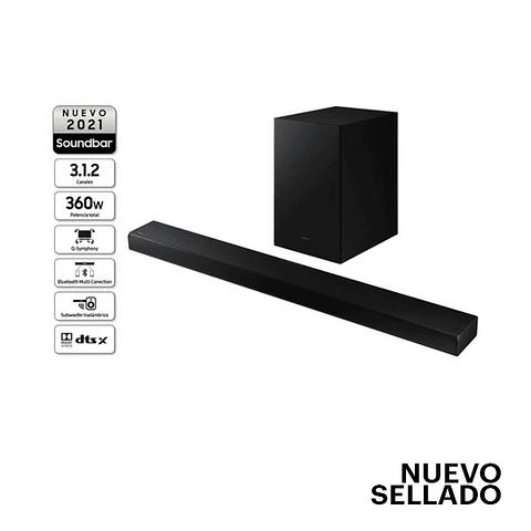 Soundbar HW-Q600A 3.1.2ch Samsung