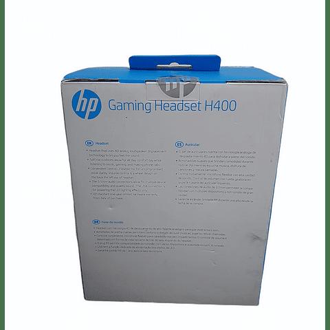 Audífono Gamer H400 7.1 Pc/Ps4/Xone/Switch/Celu HP