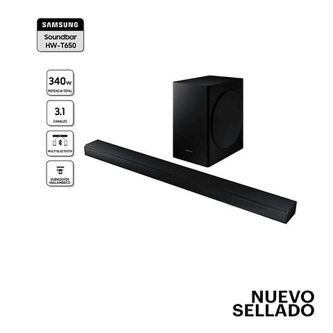 Soundbar HW-T650 de 340W y 3.1CH Samsung