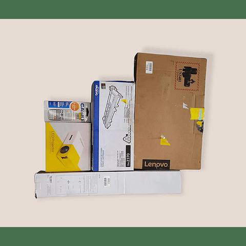 Notebook y Tecnología <br> 5 (Unidades) A SUBASTAR
