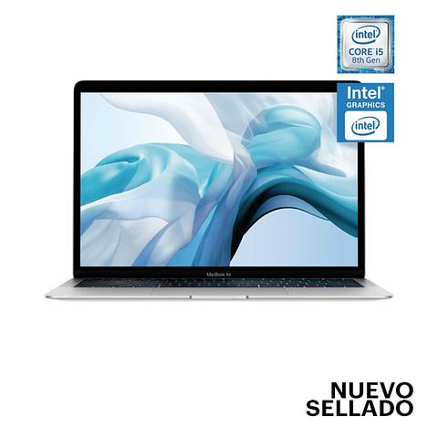 "MacBook Air 13"" Intel Core i5 8GB RAM-128GB SSD Silver APPLE"