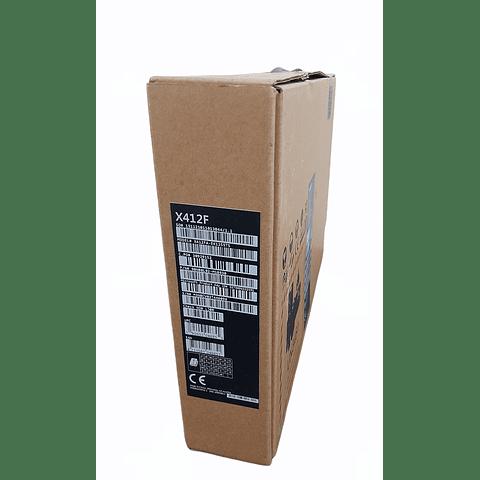 "Notebook VivoBook 14 X412FA-EK1255TS Intel Pentium Gold 4GB RAM 128GB SSD 14"" ASUS"