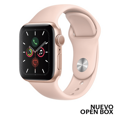 Apple Watch S5 40mm Gold Apple