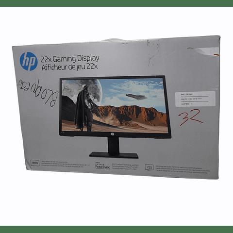 "Monitor Led 22"" HP 22X HP"