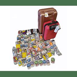 Artículos de Viaje <br> 61 (Unidades) Disponible para Remate