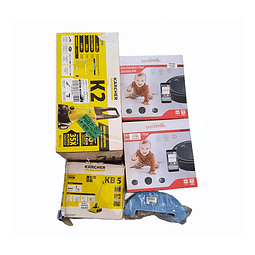 Limpieza y Aspirado <br> 5 (Unidades) Disponible para venta directa