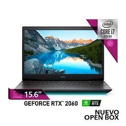 "INSPIRON G5 / INTEL® CORE™ I7 / 16GB RAM / 512GB SSD / NVIDIA GEFORCE RTX 2060 / 15.6"" FHD DELL"