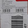 "Notebook IDEAPAD S340 / INTEL® CORE™ I7 / 8GB RAM / 512GB SSD / INTEL IRIS PLUS GRAPHICS / 14"" HD Lenovo"