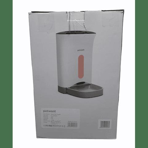 Alimentador Automático Wifi Camara Petwant