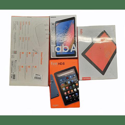 Tablets <br> 4 (Unidades) Disponible para venta directa