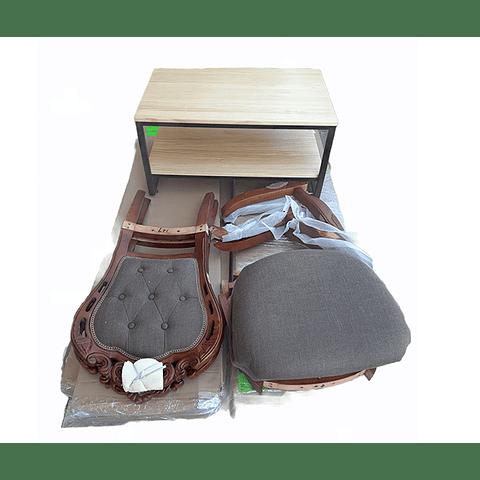 Muebles 2 <br> 4 (Unidades) Disponible para venta directa