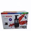 Extractor de Jugo Lento Inox MESM731M Bosch