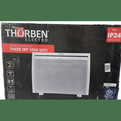 Estufa Panel Calefactor Thor Irp 1000 Wifi THORBEN