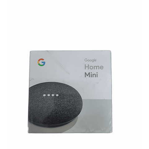 Google Home Mini Parlante Altavoz Inteligente