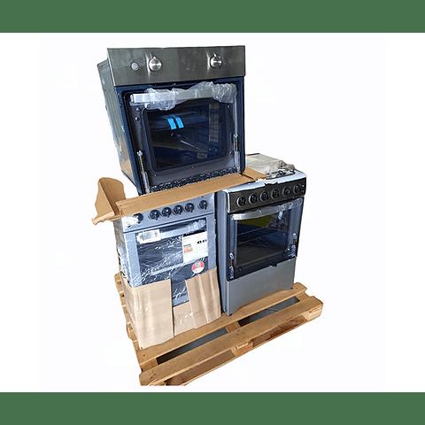 Cocina Gas y Horno 2  <br> 3 (Unidades) Disponible para remate