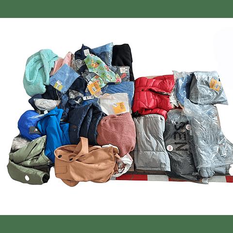Vestuario Invierno <br> 28 (Unidades) Disponible para venta directa