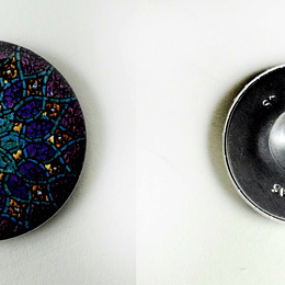 Button Ventosa (100 unidades)