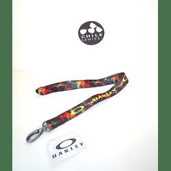Accesorio Oakley - Lanyard Multicolor