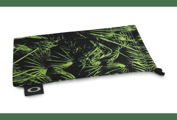 Estuche de almacenamiento y limpieza Oakley Green Palm cod. 102-153-001 - Image 3