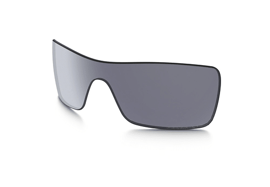 Lentes de repuesto Oakley Batwolf color Gray polarizado