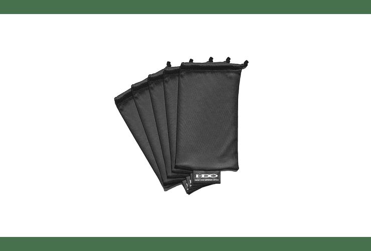 Pack de 5 estuches Oakley de microfibra