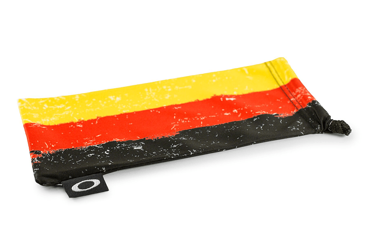 Estuche de microfibra Oakley Germany Flag