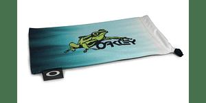 Estuche de microfibra Oakley Oakley Frog Blue
