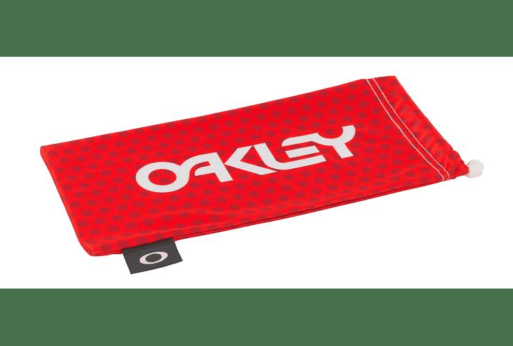 Estuche de microfibra Oakley Oakley Grips Red