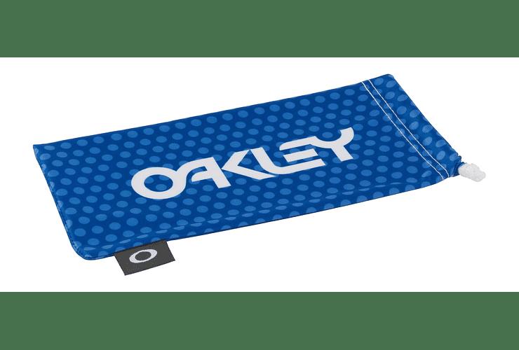Estuche de microfibra Oakley Oakley Grips Blue