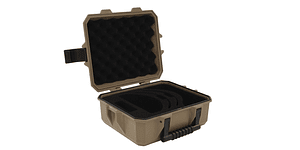 Estuche rígido Oakley SI Strong Box Terrain Tan
