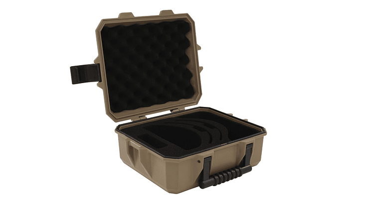 Estuche rígido Oakley SI Strong Box Terrain Tan - Image 1