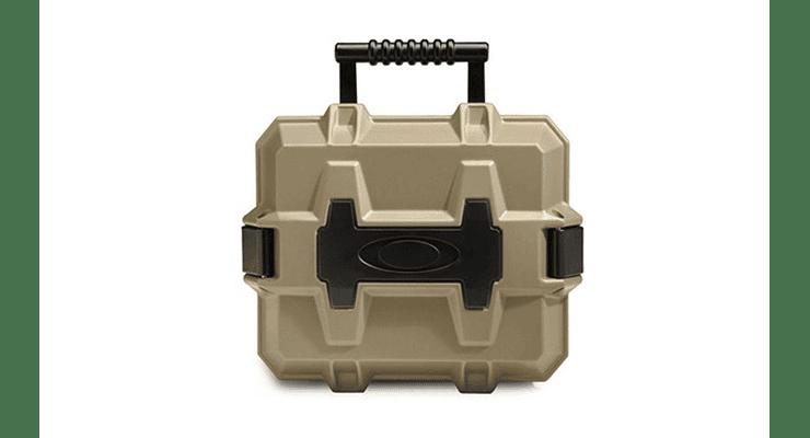 Estuche rígido Oakley SI Strong Box Terrain Tan - Image 2